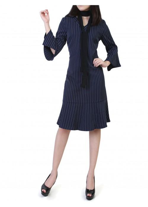 16800045-NAVY STRIPE