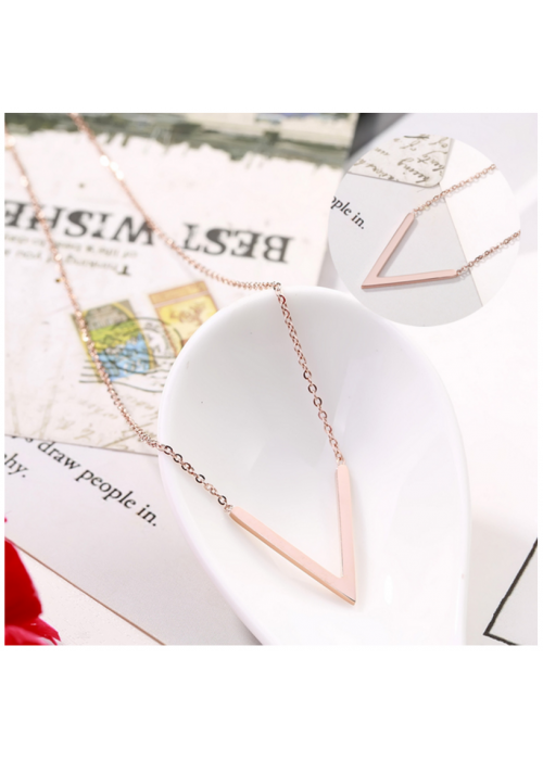 NECKLACE-16-ROSE GOLD