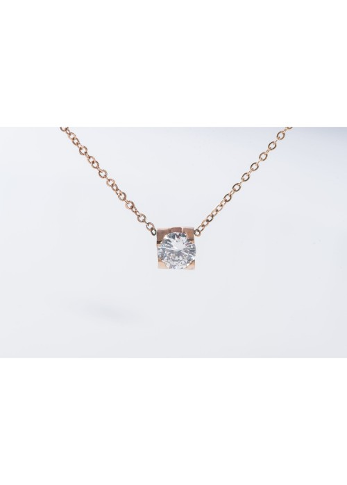 NECKLACE-12-ROSE GOLD
