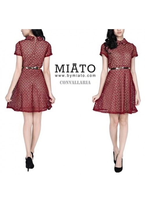 TA1060-MAROON [SIZE M ONLY]