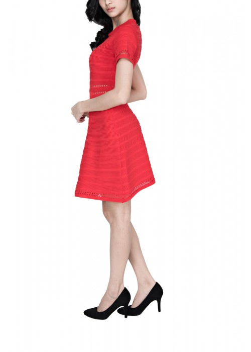 TA1038-RED-FREE SIZE