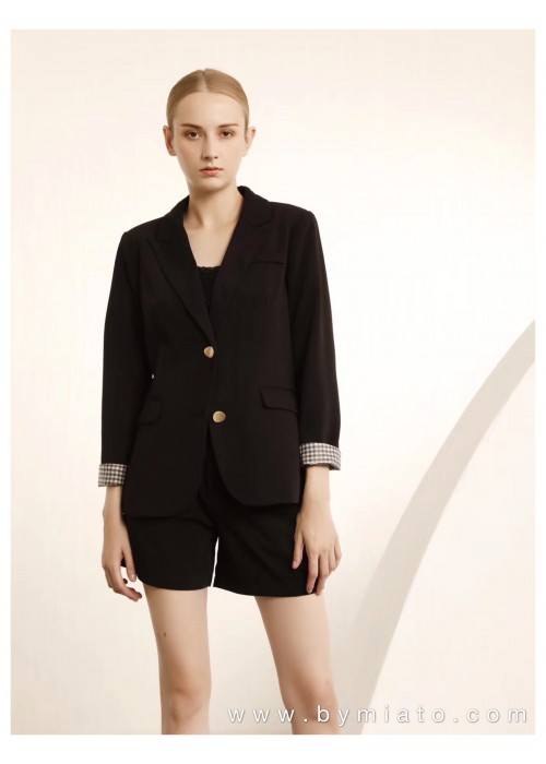TA0109-BLACK OUTER ONLY - XL